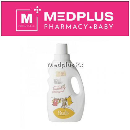 Buds Baby Safe Laundry Detergent 1000ml (Exp 03/2022)