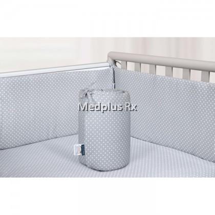 Comfy Baby Comfy Living Cot Bumper 30cm x 200cm (2pcs)