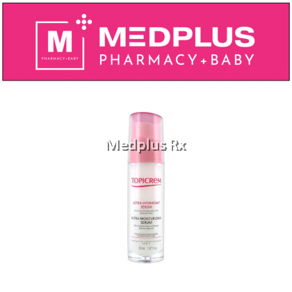 Topicrem Ultra-Moisturizing Serum 30ml (EXP 07/2020)