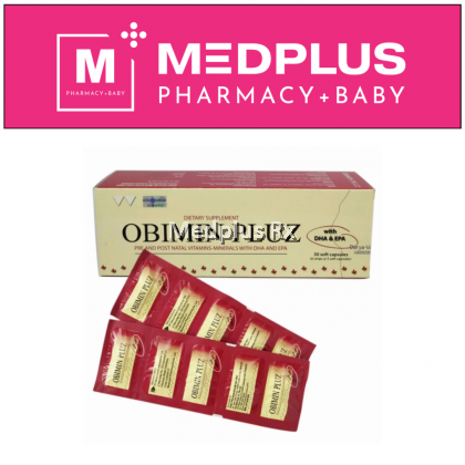 Obimin Pluz 30s (Exp 09/2020)